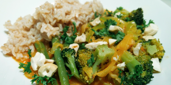 gesunde curry rezepte